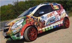 Chevrolet SpART