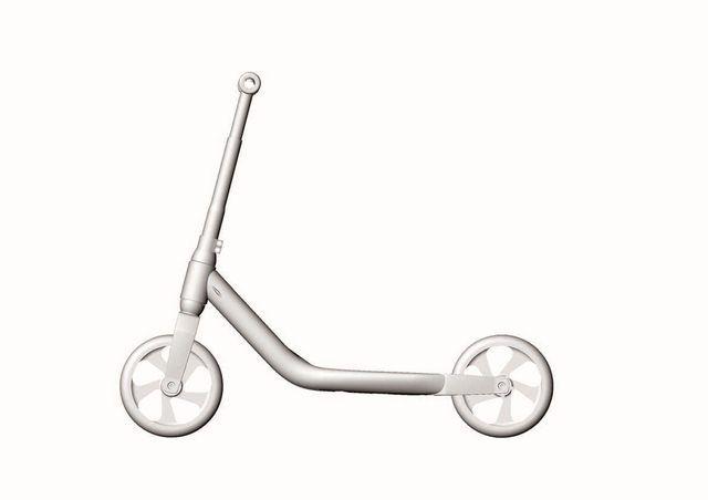Audi Kinder Laufrad