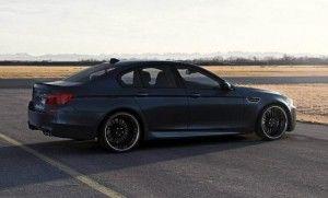BMW M5 F10 GPower