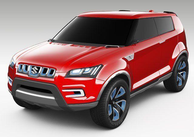 Suzuki Concept XAa