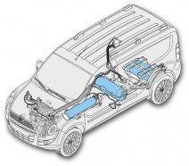 Fiat Doblo - konstrukcja