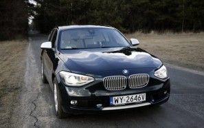 BMW serii 1 - 120d 2.0 184 KM