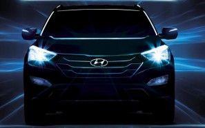 Hyundai ix45/Santa Fe
