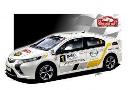 Opel Ampera wystartuje w Rajdzie Monte Carlo
