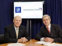General Motors planuje wejść w posiadanie 7 procent udziałów w PSA