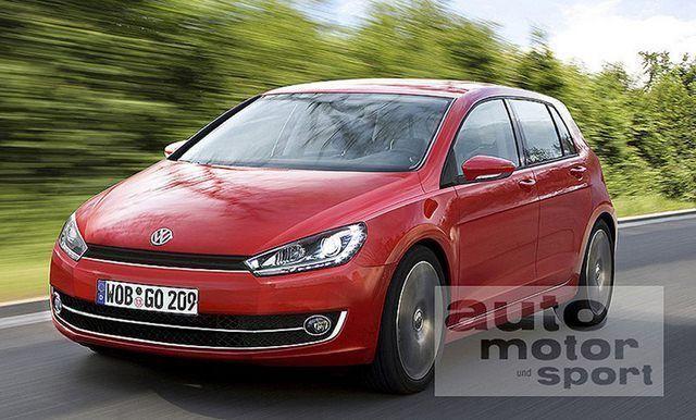 Nowa generacja Volkswagena Golfa