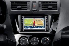 Mazda 5 Spring 2012