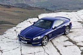 Nowy, jescze mocniejszy Mercedes SL65 AMG