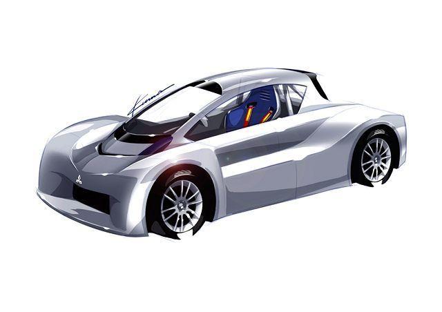 i-MiEV Prototype