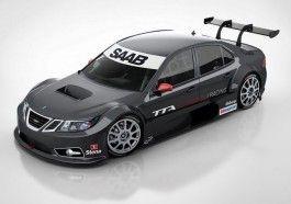Saab 9-3 weźmie udział w wyścigach TTA