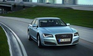 Audi - przychody