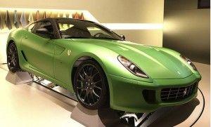 Ferrari 599 HY-KERS Concept