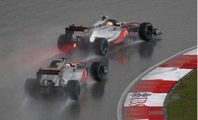 Formula1 GP Malezji