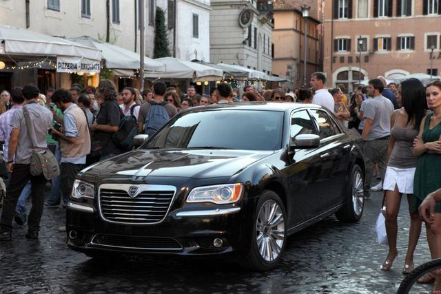 Lancia Thema To Rome with Love