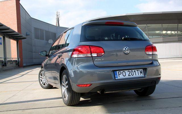 Volkswagen Golf 1.2 TSI 105 KM