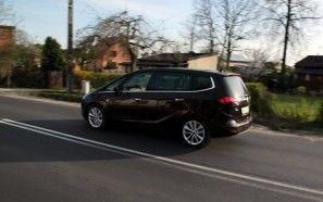 Opel Zafira Tourer 2.0 CDTI 165 KM