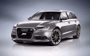 """ABT Sportsline wzmocniło """"kombiaka"""" Audi"""