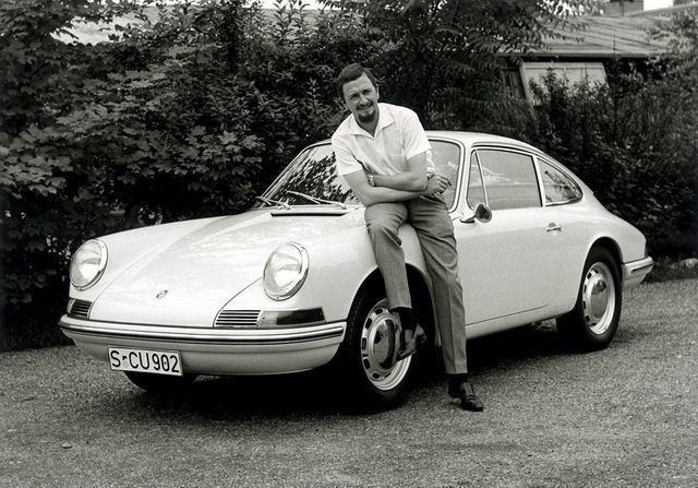 Alexander Porsche zmarł w wieku 76 lat