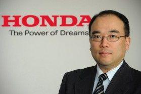 Hirokazu Tomiki - Honda