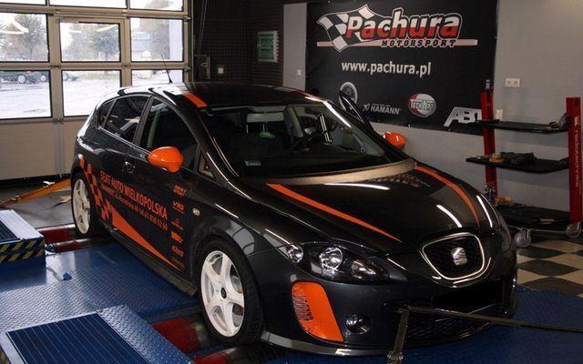 Po raz pierwszy na targach motoryzacyjnych w Poznaniu pojawi się Pachura Motor Center