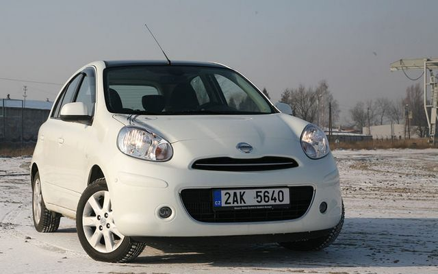 Nissan Micra 1.2 DIG-S 98 KM