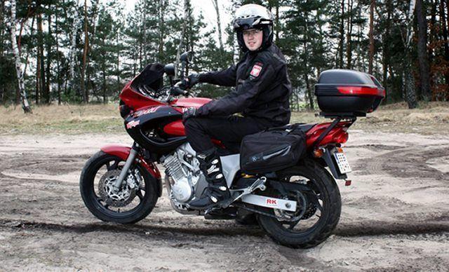 Tobiasz Moto Bałkany