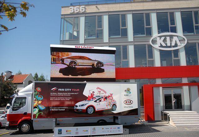 Kia Euro Truck