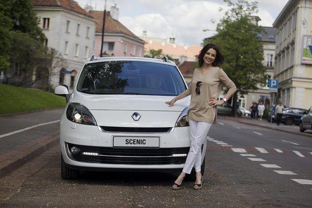 Renault Grand Scenic Katarzyna Glinka