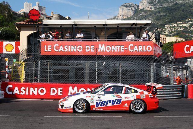 Porsche Supercup, Monte-Carlo, Monaco