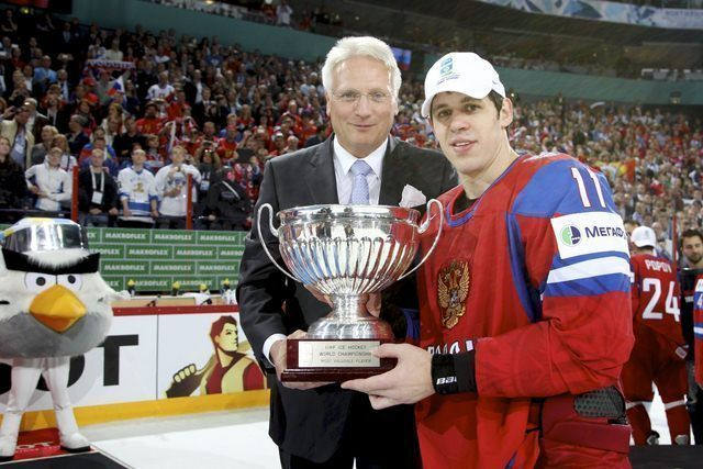 2012 IIHF World Championship