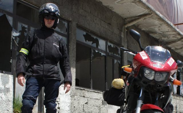 Moto Bałkany 2012