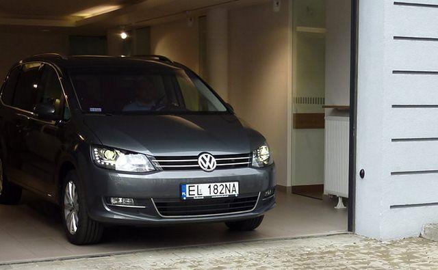 Test długodystansowy Volkswagena Sharana