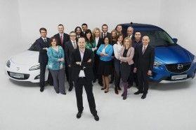 Mazda Team 2012