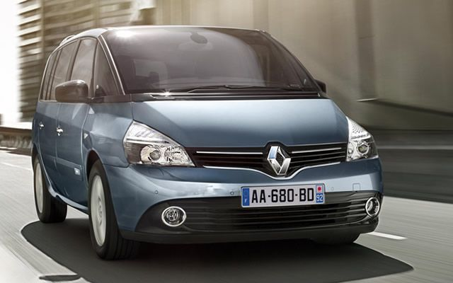 Nowe Renault Espase - galeria