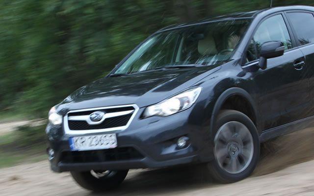 Test Subaru XV 2.0D