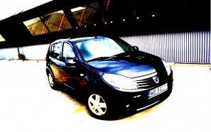 Dacia Sandero LPG 1.2 75 KM