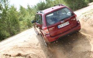 Subaru Forester Boxer Diesel w terenie