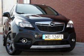 Opel Mokka 1.7 CDTI - test