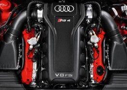 Audi RS 4 Avant 4.2 FSI