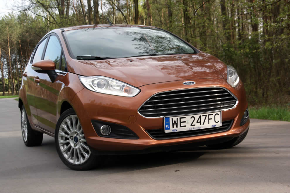 Ford Fiesta 1.0 EcoBoost - test