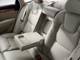 Interior Rear Arm Rest Volvo S90