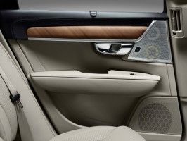 Interior rear door Volvo S90