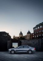 Location Profile Volvo S90 Osmium Grey