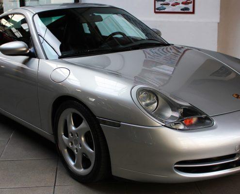 Porsche 911 Carrera - pozwól sobie na luksus