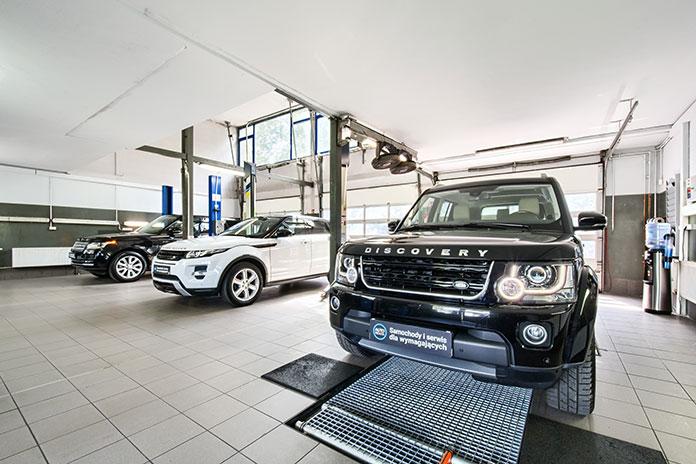Czy Land Roverem da się jeździć na co dzień